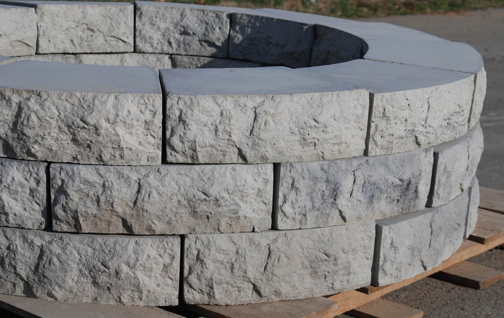 Arena Wall Fire Pit