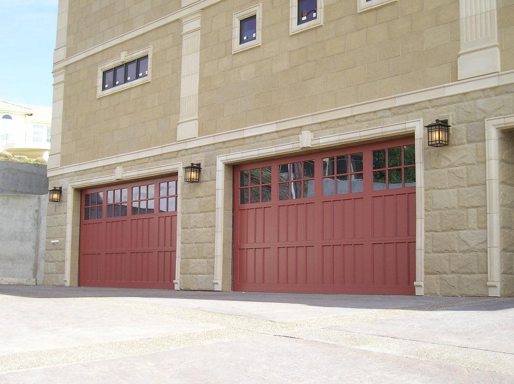 Fire Station Garage