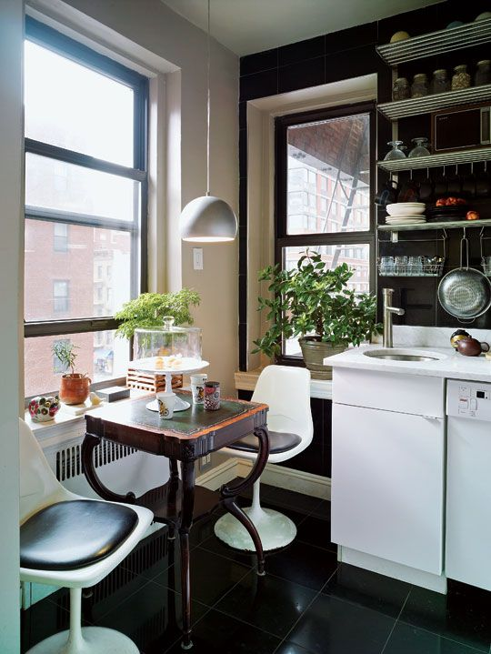 Situating Your Table And Chairs Near A Window Sill Will Help With Added Storage Bring In Lots Of Natural Sunlight