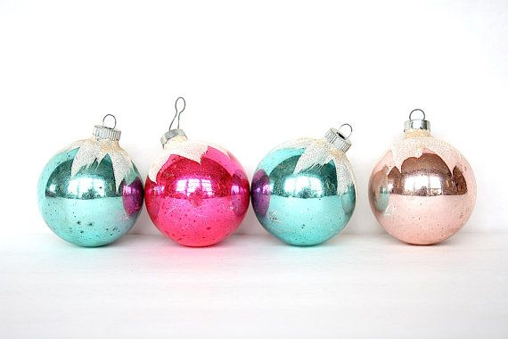 Snow Cap Ornaments