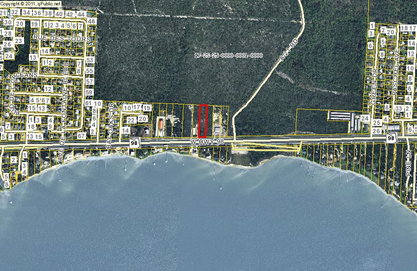 Commercial Land Near Hurlburt AFB