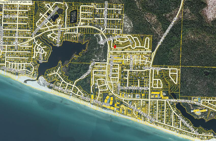 SFR Lot in Highland Park 30A