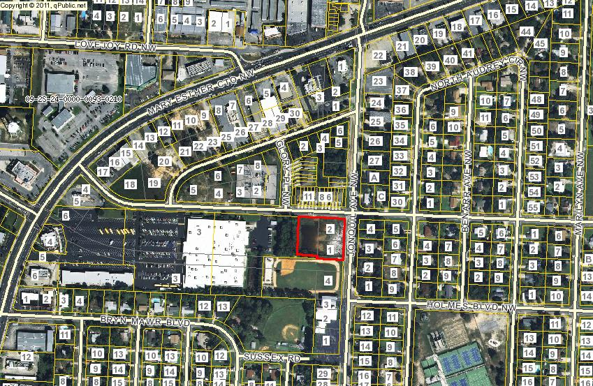 High Density Residential Lot in Fort Walton