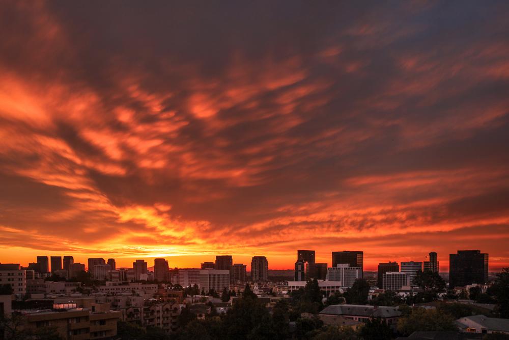 Westwood Sunrise