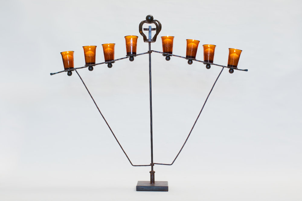 Jan Barboglio Candelabra