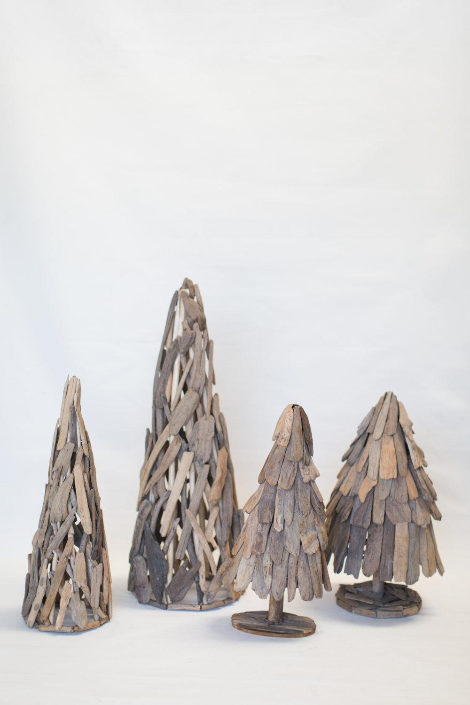 Driftwood Trees