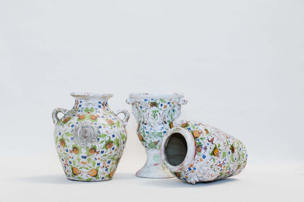 Italian Inspired Ceramics