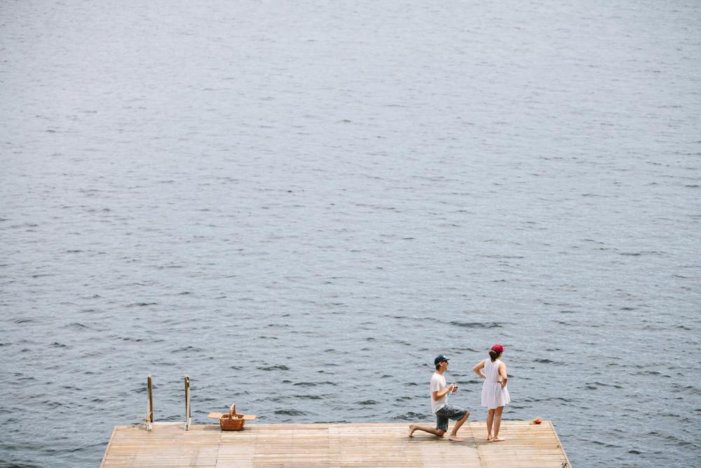 Ruben & Nicole • Muskoka (Proposal)