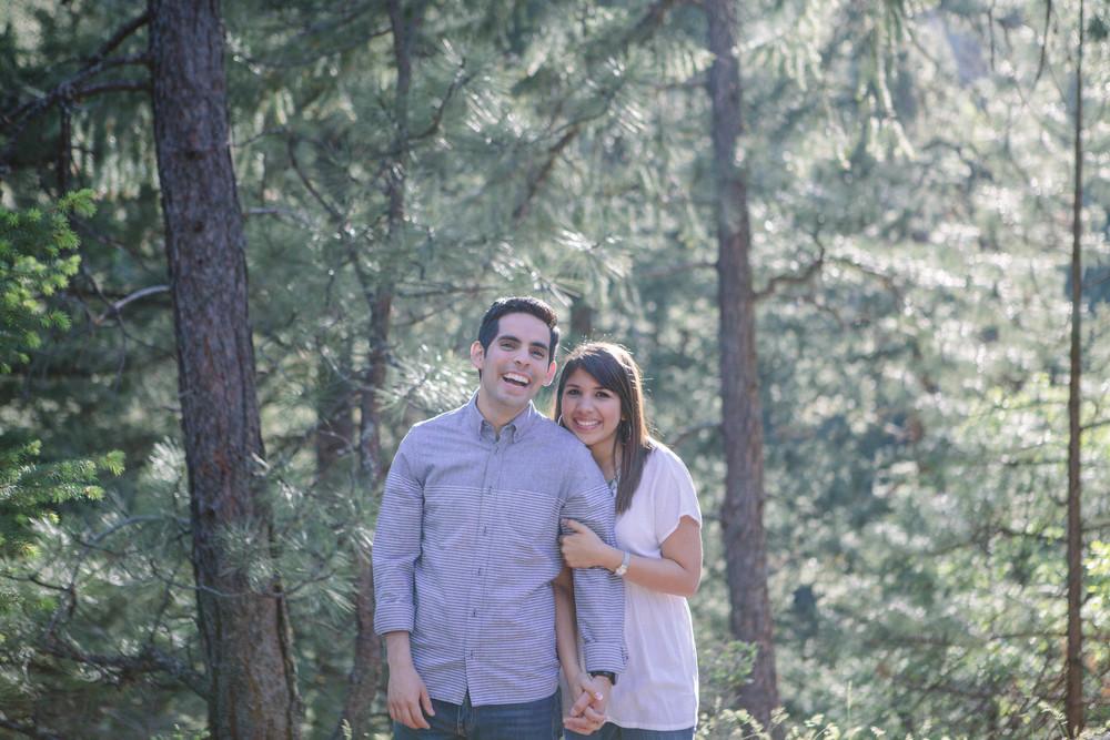 Jorge & Maffi • Burney Falls, California