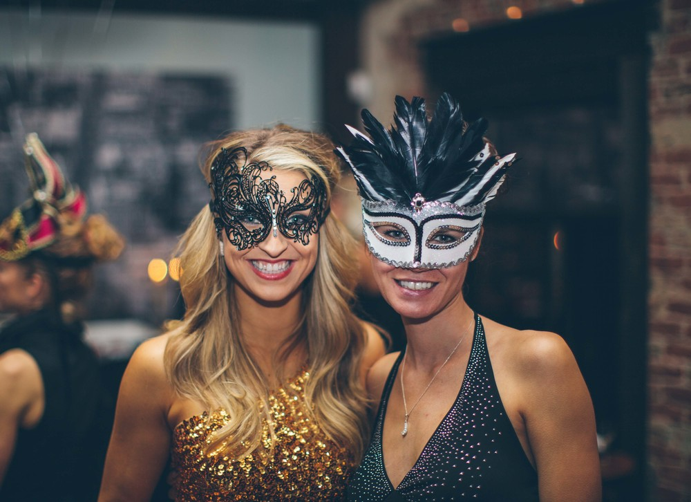 Claire's 30th Masquerade Party