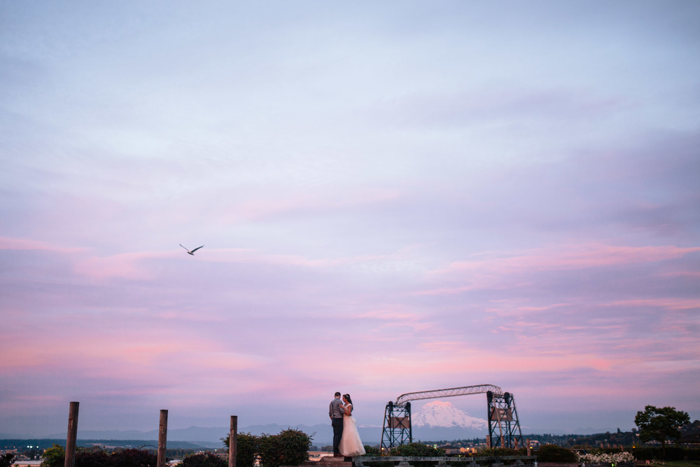 Joe & Susanna •Tacoma, USA