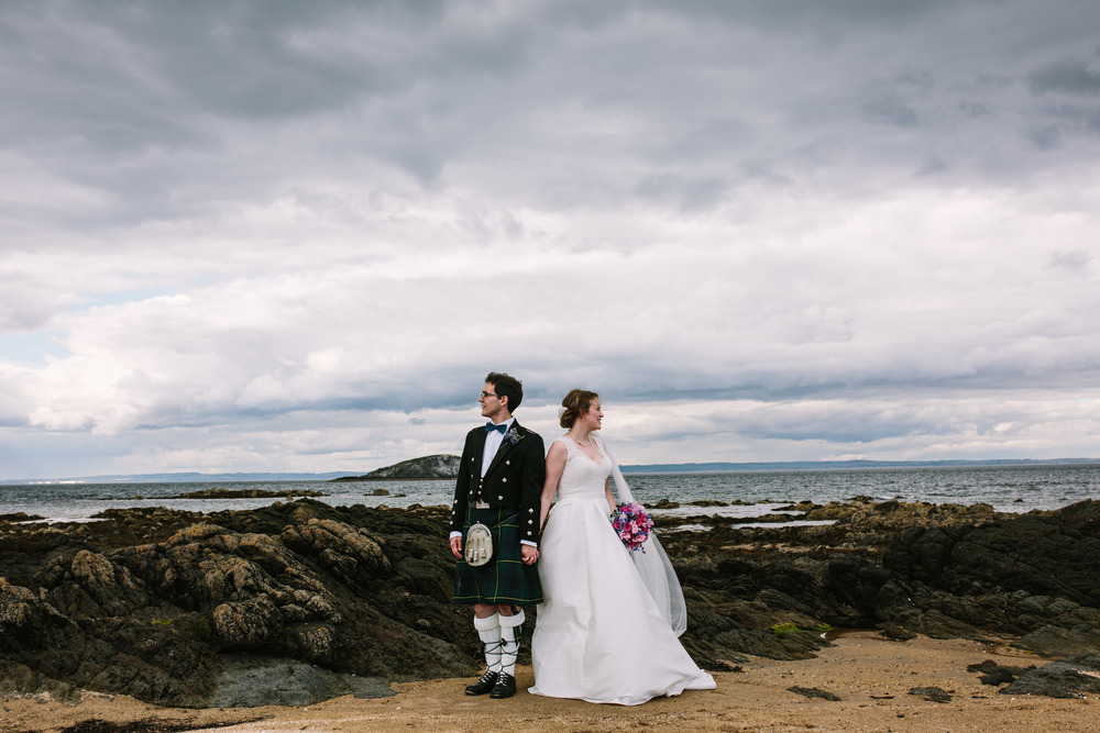Calum & Emma • North Berwick, Scotland