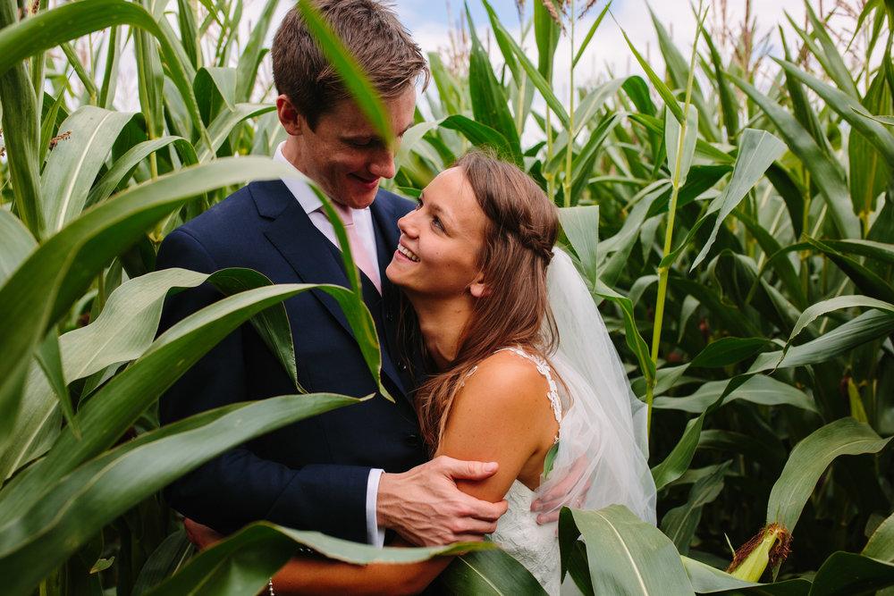 Ben & Rachel • Hayne Barn, Devon