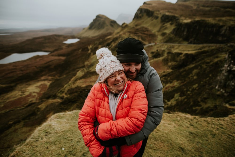 Isle of Skye engagement