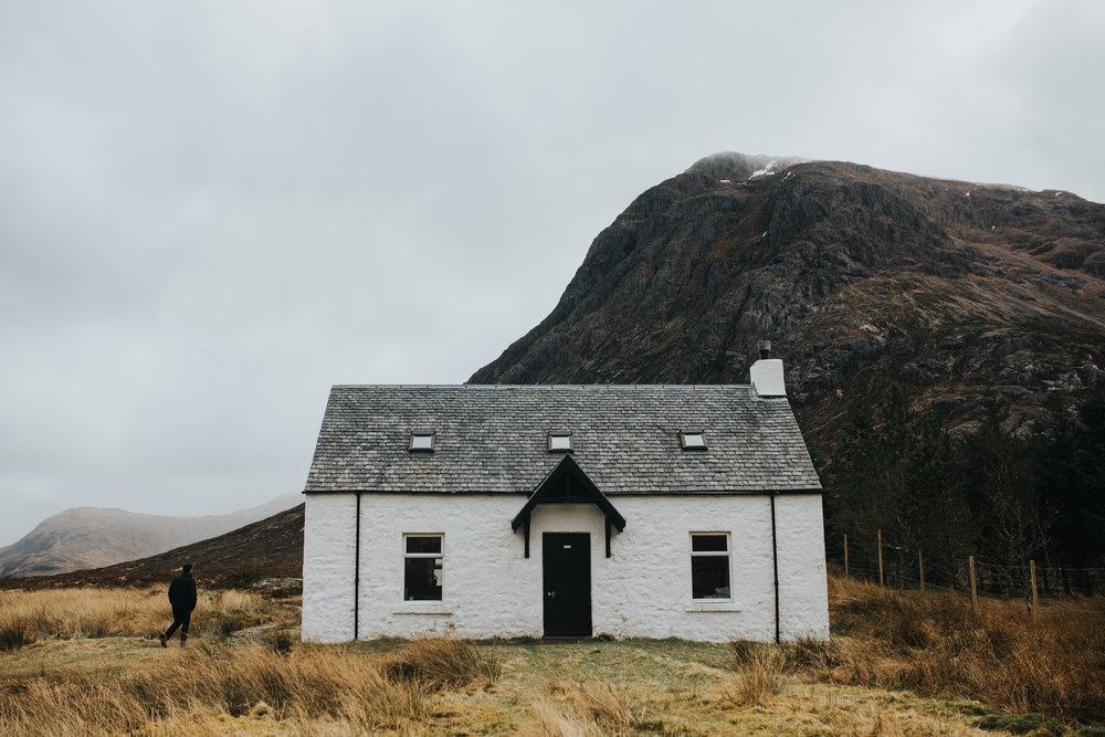 Glencoe engagement house