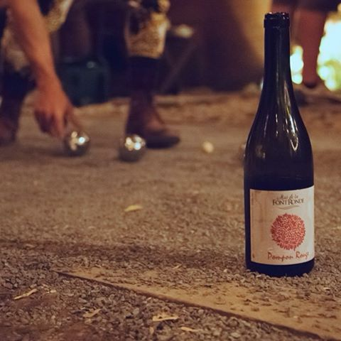 Petanque & wine = love #instagood #winelover #vinnaturel #naturalwine