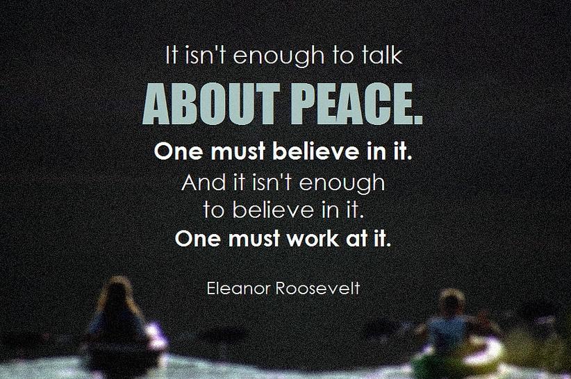 United Nations Foundation <http://unfoundationblog.org/10-inspiring-eleanor-roosevelt-quotes/ (April 12, 2018).>