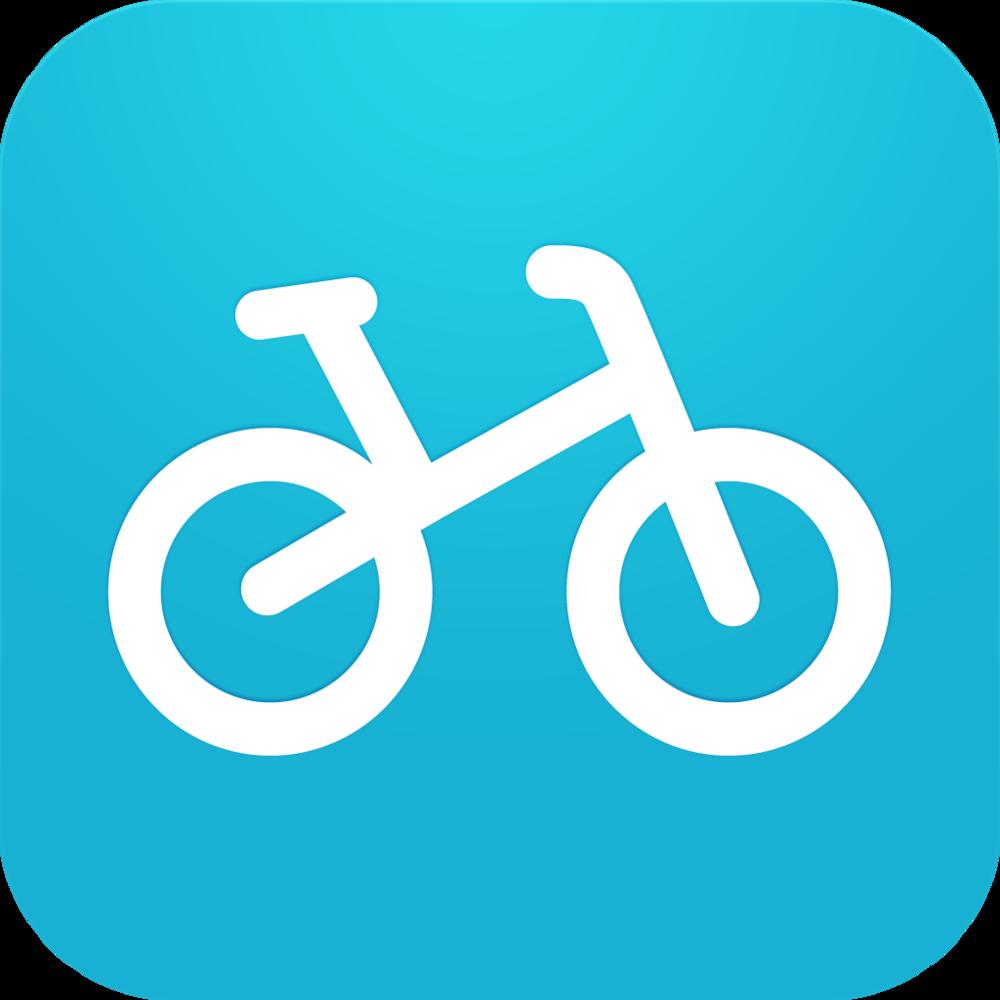 Bikemap iPhone App