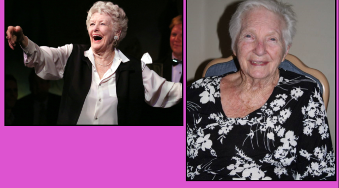 Elaine Stritch, Patricia Ruggles Lane