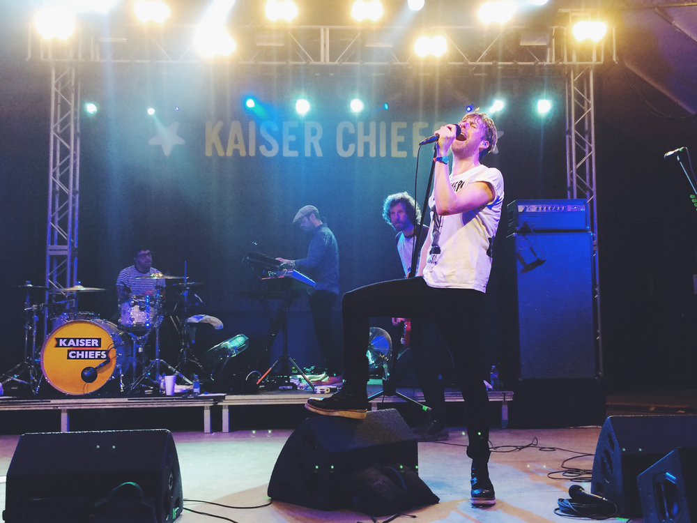Kaiser Chiefs at Stubb's