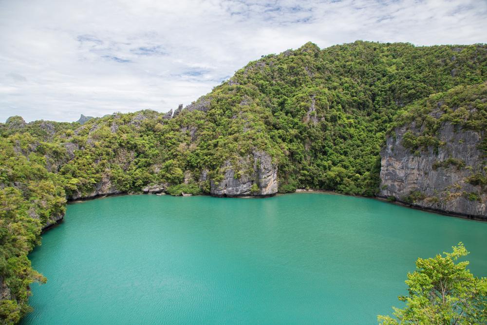 Blue Lagoon Ang Thong National Marine Park