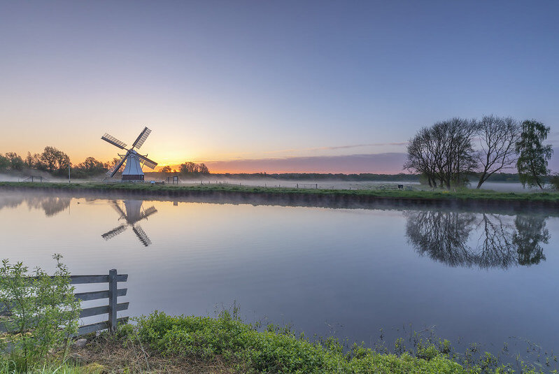 [❍] Witte Molen - Groningen (Netherlands)