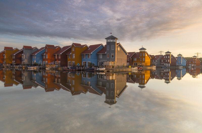 [❍] Reitdiephaven - Groningen