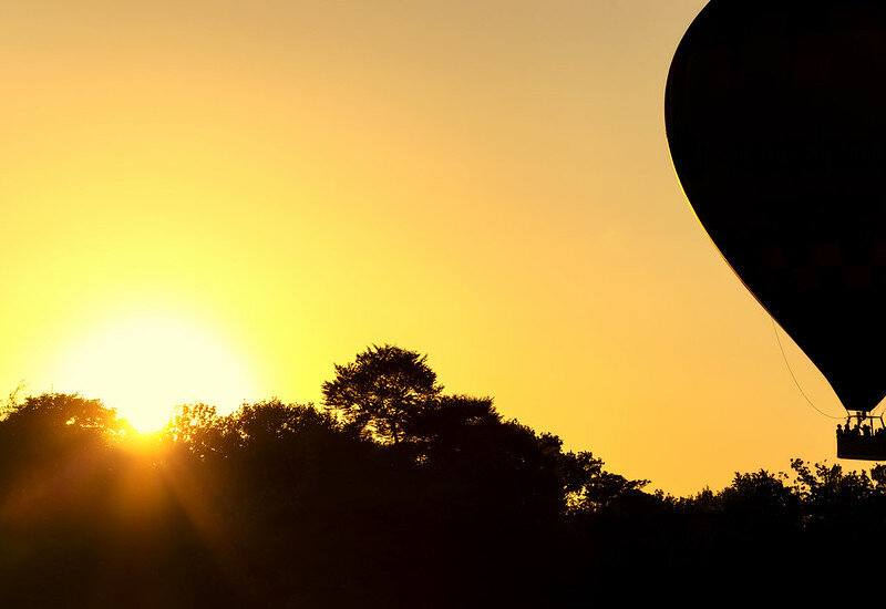 [❍] Air balloon - Groningen (Netherlands)