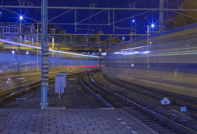 [❍] Central Station - Groningen