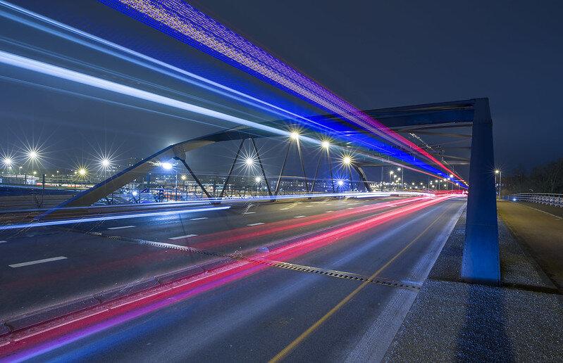 Emmaviaduct - Groningen