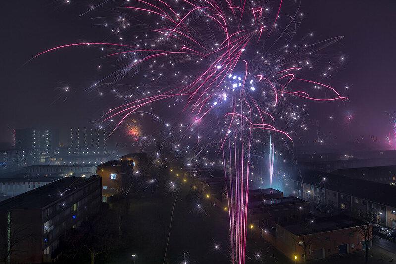 [❍] Happy New Year - Groningen