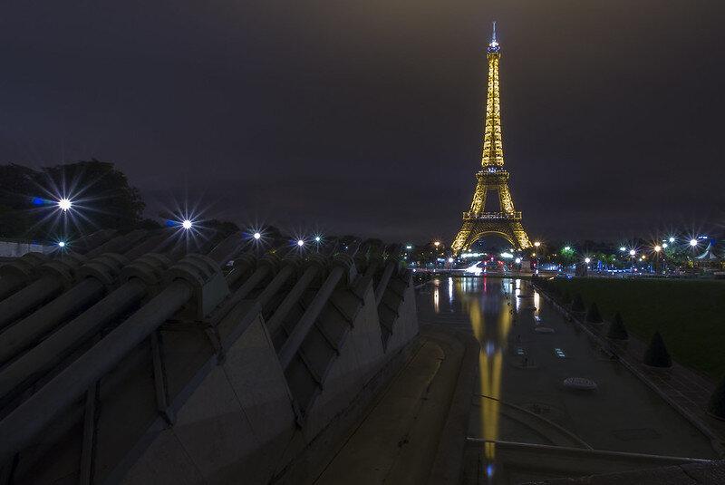 [❍] Eiffel tower - Paris (France)