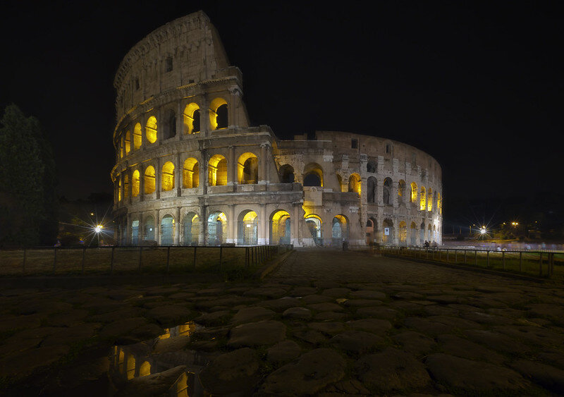 [❍] Colosseum - Rome (Italy)