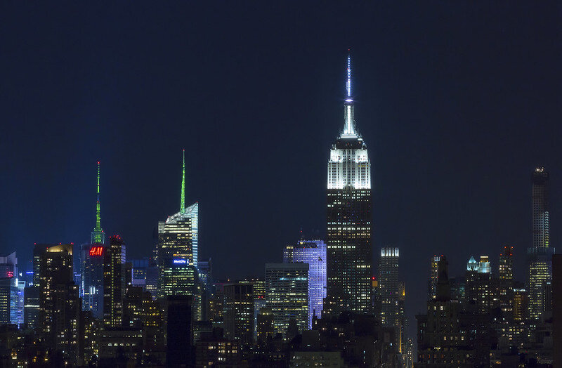 [❍] Empire State Building - New York