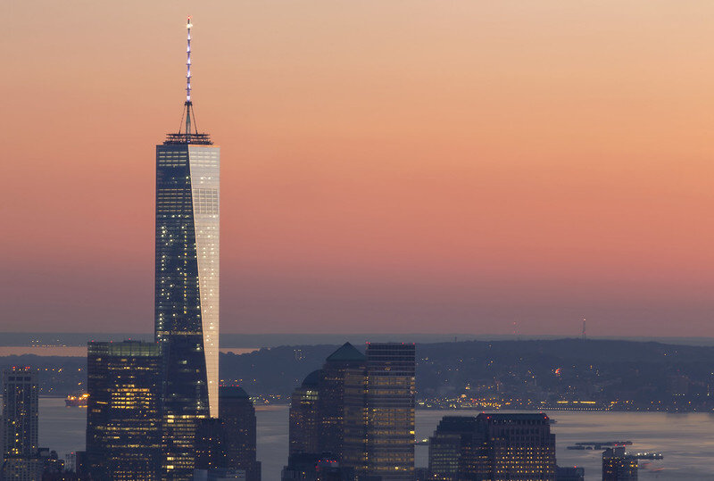 One WTC Building - New York