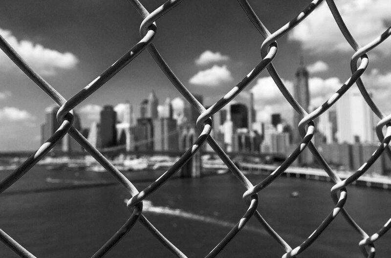 [❍] Brooklyn Bridge - New York
