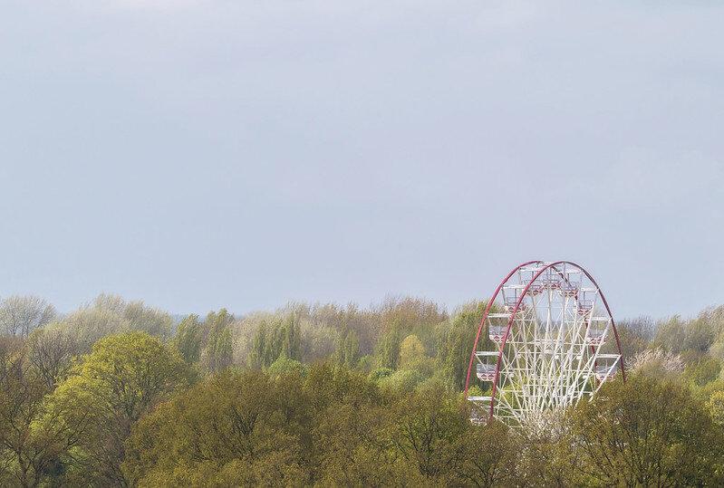 [❍] Reuzenrad/Ferris wheel - Groningen (Netherlands)