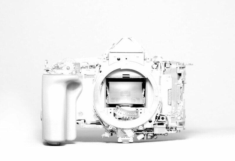 [❍] Canon EOS 650 Analog