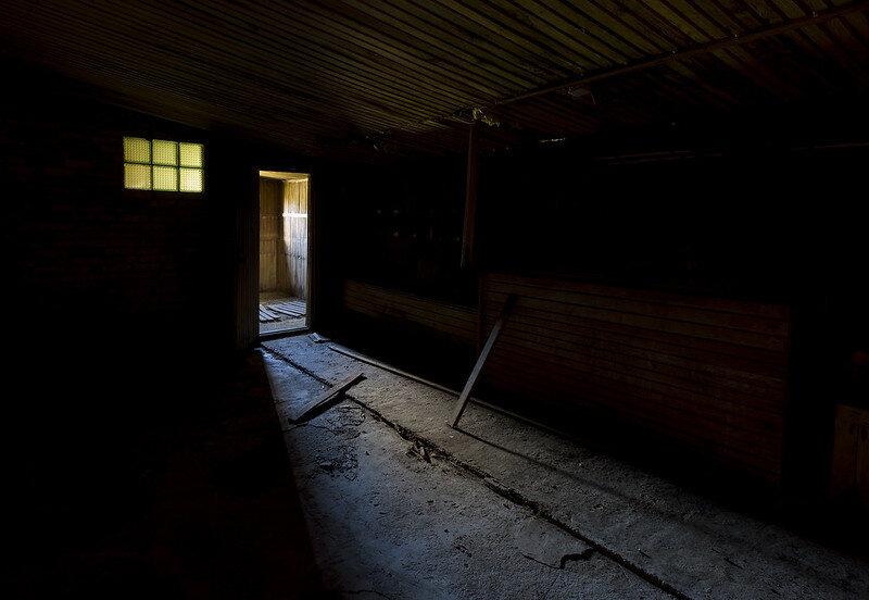 Rummu Prison (Vangla) - Estonia