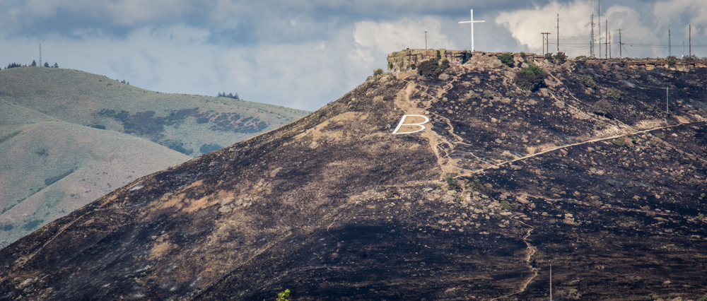 Table Rock Fire Aftermath