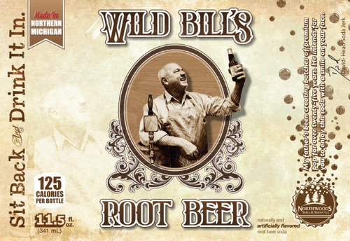 Wild Bills Root Beer - Traverse City In A Box