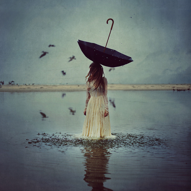 The World Above, by Brooke Shaden