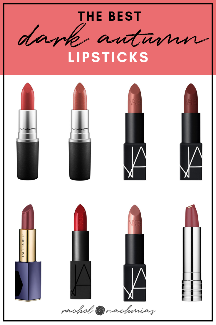 The Best Dark Autumn Lipsticks — Philadelphia's #1 Image Consultant | Best Dressed