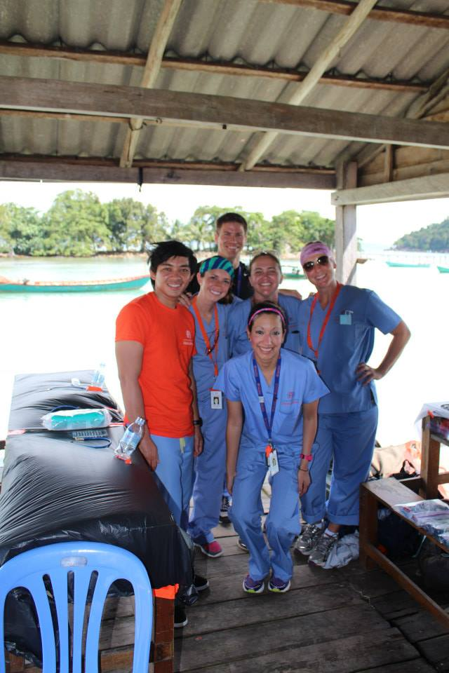 Cambodia Dental Team