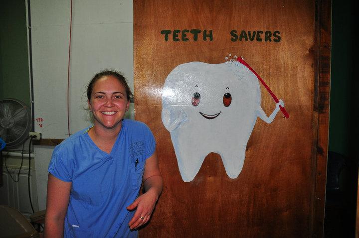 Saving Teeth in Nicaragua