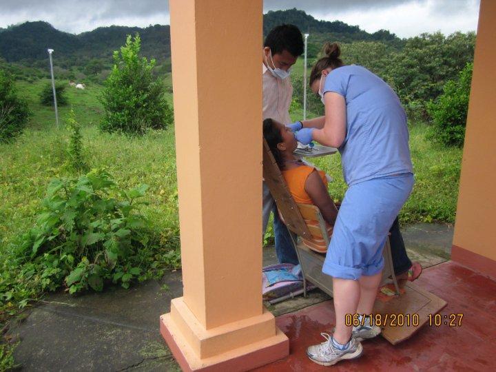 Nicaragua Treatment Patio