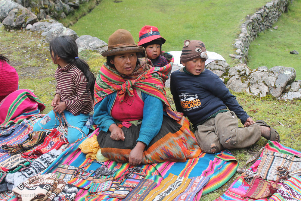 PERU   The ancient remains of Peru's pre-Colombian past break through the façade of 20th century Latin America to rediscover itself and its native identity.