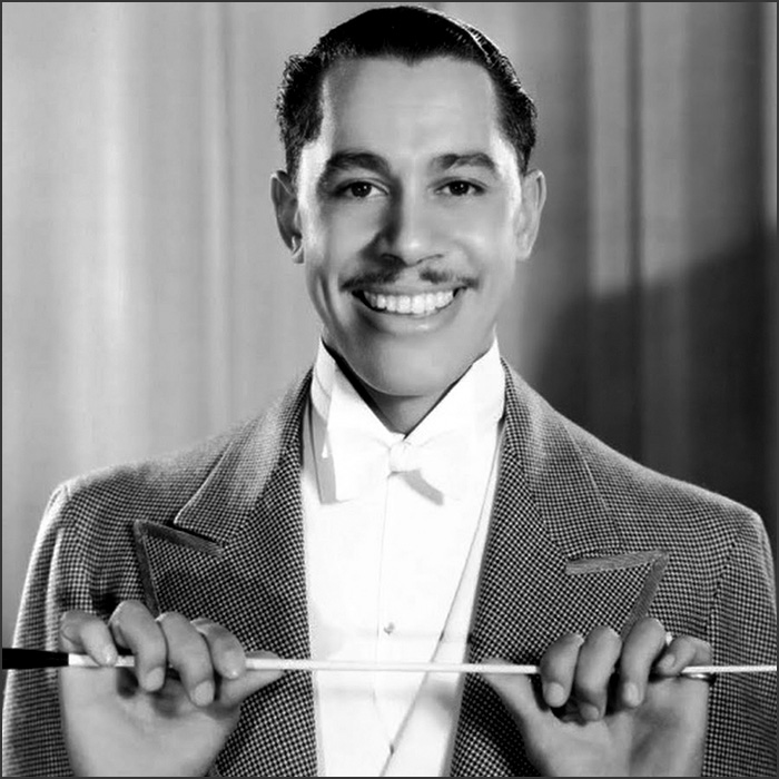 Cab Calloway came from an upper class family, with well-educated parents. He was the epitome of class and style all of his life, but especially so during his rise to fame in the 1930s.
