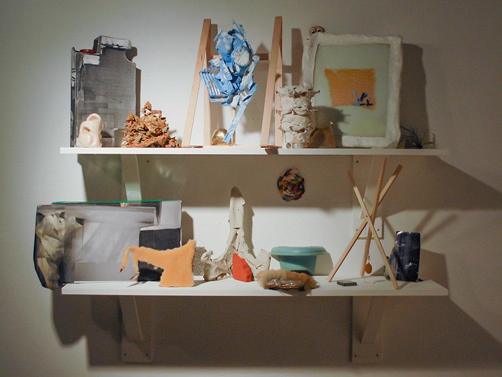 Sunset Regions diverse materials 2011