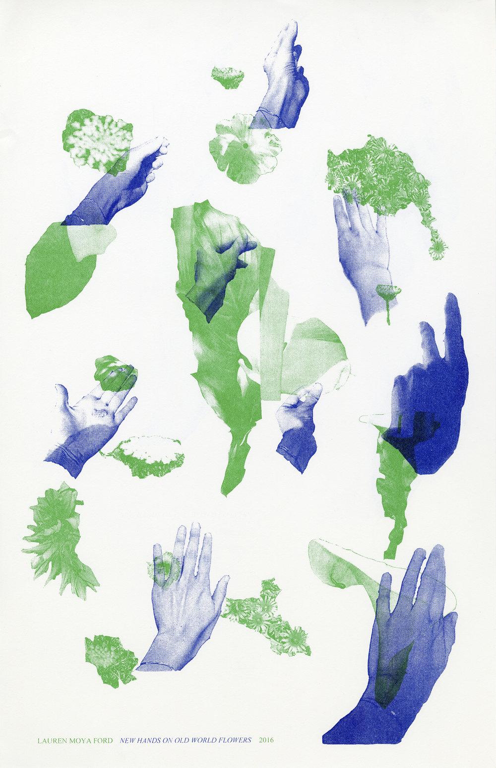New Hands on Old World Flowers, w/Lauren Moya Ford
